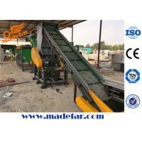 Wholesale PE/PP/PVC Waste Film&Bags Recycling Machine from china suppliers
