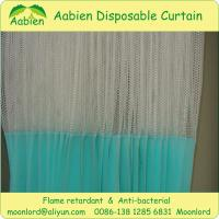 China Disposable privacy curtain with antibacterial on sale