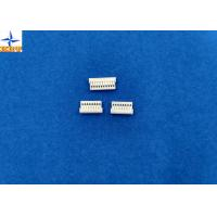Wholesale White Wire Board Connector With Phosphor Bronze 1mm Without Mating Lock from china suppliers