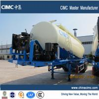 Wholesale tri-axle cement bulk carrier with 48,000kg capacity sale in Philippines from china suppliers