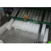 Wholesale Broccoli Preservation Ice Block Machine R404A Refrigerants 15 Tons / Day from china suppliers