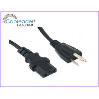 Wholesale ODM / OEM Cables, NEMA 5 - 15P UL / CSA approval computer power cable from china suppliers
