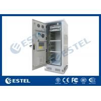 """Wholesale IP65 Thermostatic 19"""" Equipment Outdoor Telecom Enclosure With Environment Monitoring System from china suppliers"""