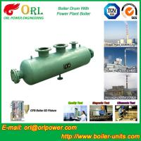 Wholesale Green environmental protection waste oil boiler mud drum ASME certification manufacturer from china suppliers