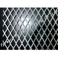 Wholesale Durable Diamond Hole Expanded Stainless Steel Mesh Powder Coating from china suppliers