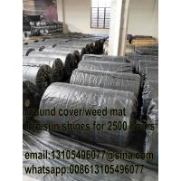 Wholesale PP woven geotextile weed mat /weed barrier mat for agriculture from china suppliers