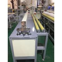 Buy cheap 3.2 M /4M  cutting machine for fabric roller blinds / zebra blinds cutting table / fabric blinds cutting down table from wholesalers