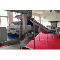 Quality 304 Stainless Steel Automatic Pastry Making Machine With Plait Pastry Make Up Line for sale