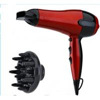 Wholesale 2200W AC Motor Hair Dryer With Diffuser4 Temperature Heat Settings from china suppliers