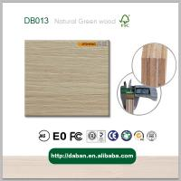 Wholesale laminated plywood, furniture and costruction grade pine oak plywood from china suppliers