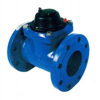 Wholesale DN 50 / DN 200 Smart Water Meter Removable Woltman Water Meter With Turbine from china suppliers