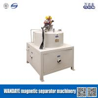 Wholesale High Efficient Wet Magnetic Separator , Metal Separation Equipment With ISO9001 from china suppliers