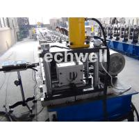 Wholesale Solar Strut Channel Cold Roll Forming Machine With Servo Feeding Device & Press Punching Machine from china suppliers