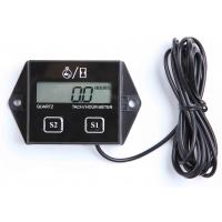 Wholesale RL-HM011 Surface Mount Gasoline Engine Digital Motorcycles Inductive Tach Hour Meter from china suppliers