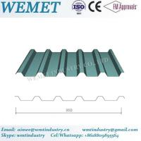 Wholesale Corrugated steel sheet for steel structure building facade from china suppliers
