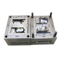 Wholesale LED light lamp of plastic injection mold with high transperancy High transmittance from china suppliers