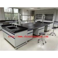 Buy cheap Resistance To  Corrosion /  Acid / Alkali 3000 mm Blue  Science Lab  Furniture  Designs  For  Laboratory from wholesalers