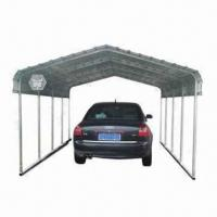 Wholesale Metal Carport, Waterproof, UV-resistant, Fire-resistant, Various Colors Available from china suppliers