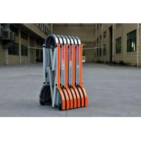 Wholesale Retractable Portable Crowd Control Gates For Barricade Road Block from china suppliers