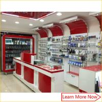 Wholesale mobile phone shop interior design,mobile phone shop decoration,furniture design for mobile shop from china suppliers