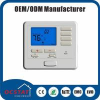 China Non-programmable Electric or Gas Room Thermostat with Heating and Cooling Swing Adjustment on sale