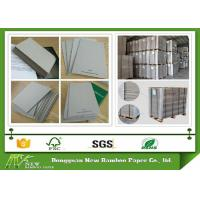 Wholesale Unbleached Grade AA Full Grey Book Binding Board for Hardcover / Desk Calendar from china suppliers