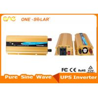 Wholesale 1500W New Design Modified Sine Wave Power Inverter + UPS For Home Solar System Use from china suppliers