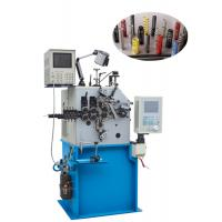 Wholesale Wire Bending Machine With Technical Assistance , High Speed Coil Spring Machine from china suppliers