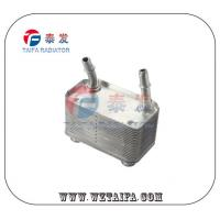 Wholesale 1999-2006 BMW X5 Oil Cooler , Automatic Transmission Oil Cooler 17207500754 from china suppliers