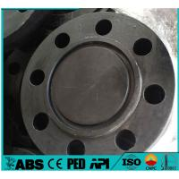 Wholesale ASTM A181 RTJ Blind Stainless Steel Flange Alloy Steel Flange BS4504 1/2″-80″ from china suppliers