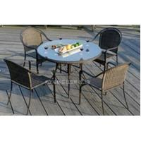 Wholesale Waterproof Rattan Wicker Outdoor Patio Furniture For Lawn And Garden from china suppliers