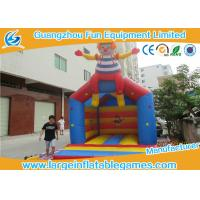 Wholesale Commercial Jumping Inflatable Bouncy Castle Moonwalks Flame Restaurant With CE Certification from china suppliers