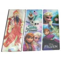 Wholesale Eco-friendly Decoration 3D Effect Printing Custom Plastic Bookmarks from china suppliers