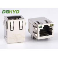 Wholesale 90 Degree Cat 5  Ethernet RJ45 Connector with magnetic for signal transceivers from china suppliers