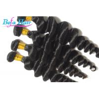 Quality Human Virgin Cambodian Hair Bundles Unprocessed Hair Weft Loose Wave for sale