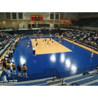 Buy cheap Triangle / Flat Multi-purpose Sport Court Flooring With Basketball / Futsal Anti-UV from wholesalers