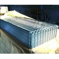 Wholesale TDC51D+AZ Corrugated Steel Roofing Sheets Hot Dipped For Family House SGLCC from china suppliers