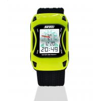 Wholesale Trendy Kids Love LCD Analogue Watch With Silicone Soft Strap from china suppliers