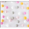 Buy cheap colourfuls  wool felt ball garland ,Christmas wool felt ball garland for Christmas from wholesalers