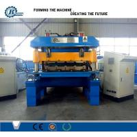 Wholesale Construction Building Material Metal Steel Roof Tile Roll Forming Machine from china suppliers