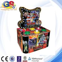 Quality Hitting Monsters lottery machine ticket redemption game machine for sale