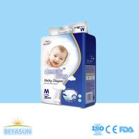 Buy cheap Breathable clothlike backsheet baby diaper with high quality and cheap price for diapers from wholesalers