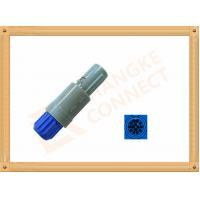 Wholesale Plastic Male Plug Push Pull 14 Pin Circular Connector PVC Insulation from china suppliers