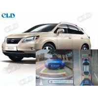 Buy cheap Lexus Rx video surveillance camera systems IR Waterproof 360 Degree, Four-way DVR in Loop Recording from wholesalers