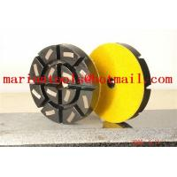 Wholesale Diamond Metal Polishing Pad - Concrete Grinding from china suppliers