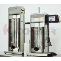 Buy cheap 7 LB/3 L Sausage Stuffer 2 Speed Stainless Steel Vertical 5-7 Lb Sausage Maker from wholesalers