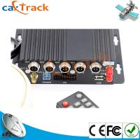 Buy cheap SD Card Storage 3G WIFI GPS Mobile DVR Support 4CH Camera Night Vison from wholesalers