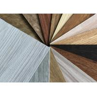 China Non Toxic LVT Wood Flooring , Dry Back Contemporary Vinyl Flooring With Wear Layer on sale