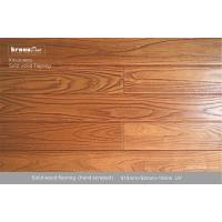 Wholesale German Antique Wood Flooring 18 mm E0 for School / Market Environmental from china suppliers