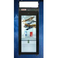 Wholesale 46 inch Interactive LCD Screen Glass Door Refrigerator For Chocolate , Juice , Yogurt from china suppliers